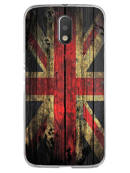 Union Jack Moto E3 Mobile Cover Case