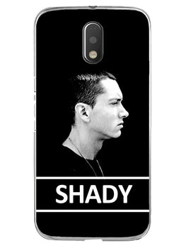 Slim Shady Moto E3 Mobile Cover Case