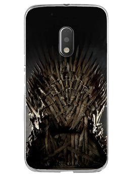 The Iron Throne Moto G4 Play Mobile Cover Case