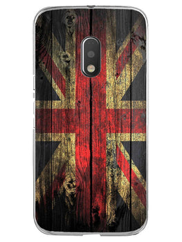Union Jack Moto G4 Play Mobile Cover Case
