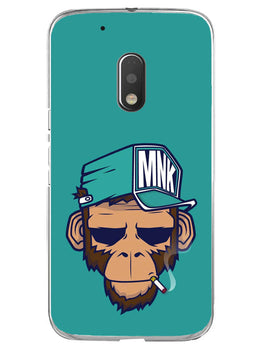 Monkey Swag Moto G4 Play Mobile Cover Case