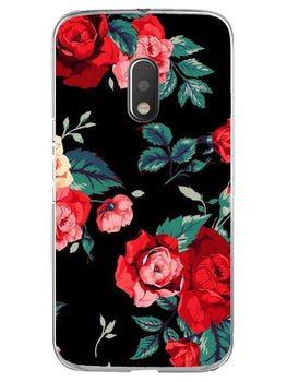 Mesmerizing Roses Moto G4 Play Mobile Cover Case