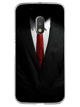 Suit Up Moto G4 Play Mobile Cover Case