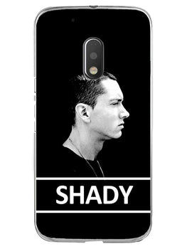 Slim Shady Moto G4 Play Mobile Cover Case