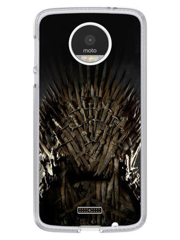 The Iron Throne Moto Z Mobile Cover Case