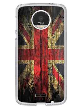 Union Jack Moto Z Mobile Cover Case