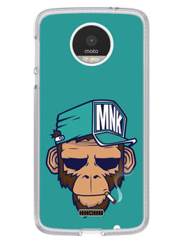 Monkey Swag Moto Z Mobile Cover Case