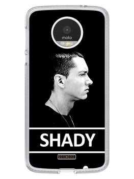 Slim Shady Moto Z Mobile Cover Case