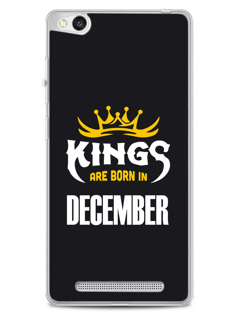 Kings December - Narcissist Xiaomi RedMi 3S Mobile Cover Case - MADANYU