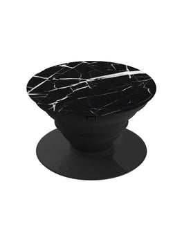 Stone Dark Marble Pop Grip Socket