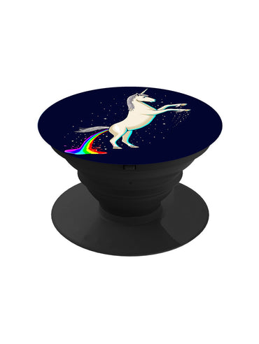 Shit a Rainbow Pop Grip Socket