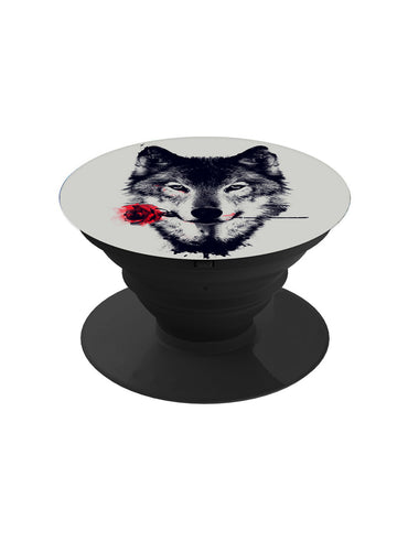 Rose Wolf Pop Grip Socket
