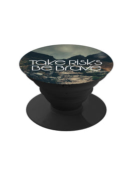 Take Risks Pop Grip Socket
