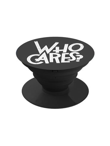 Who Cares Pop Grip Socket