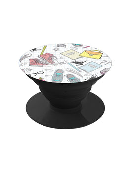 School Days Pop Grip Socket