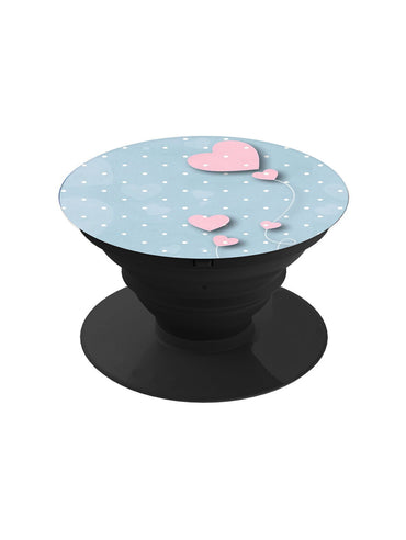 Love Bloom In Hearts Pop Grip Socket