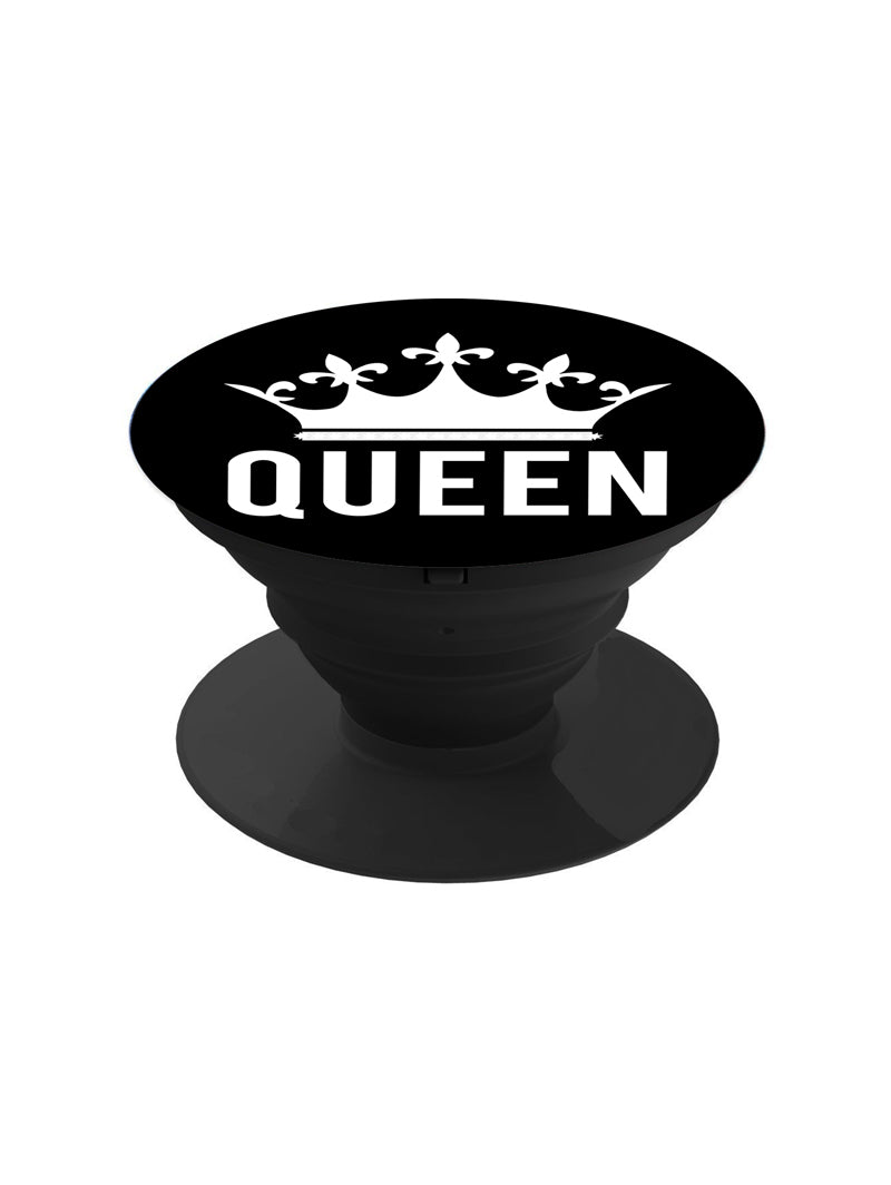 The Queen Pop Grip Socket