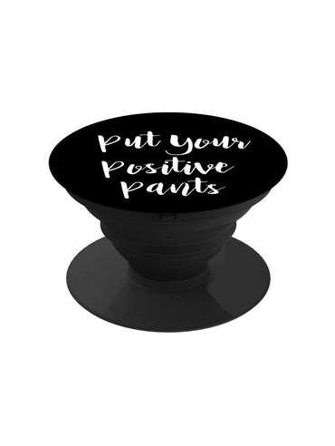 Positive Pants Pop Grip Socket