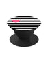 Heart In Stripes Pop Grip Socket