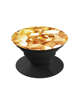 Dazzle With Gold Pop Grip Socket