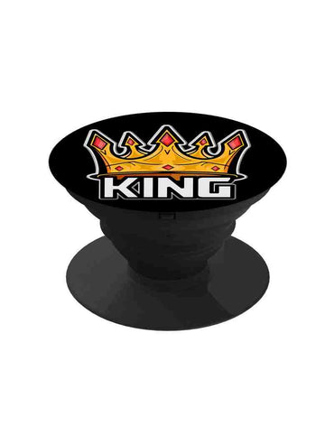King's Crown Pop Grip Socket