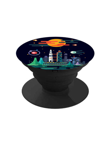Space Station Pop Grip Socket