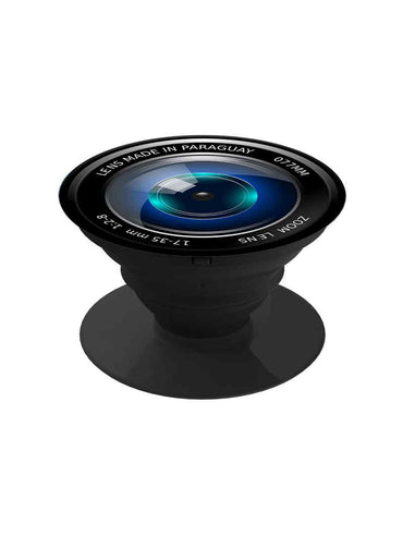 Camera Lenses Pop Grip Socket