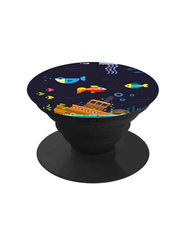 Auarium Fish Pop Grip Socket