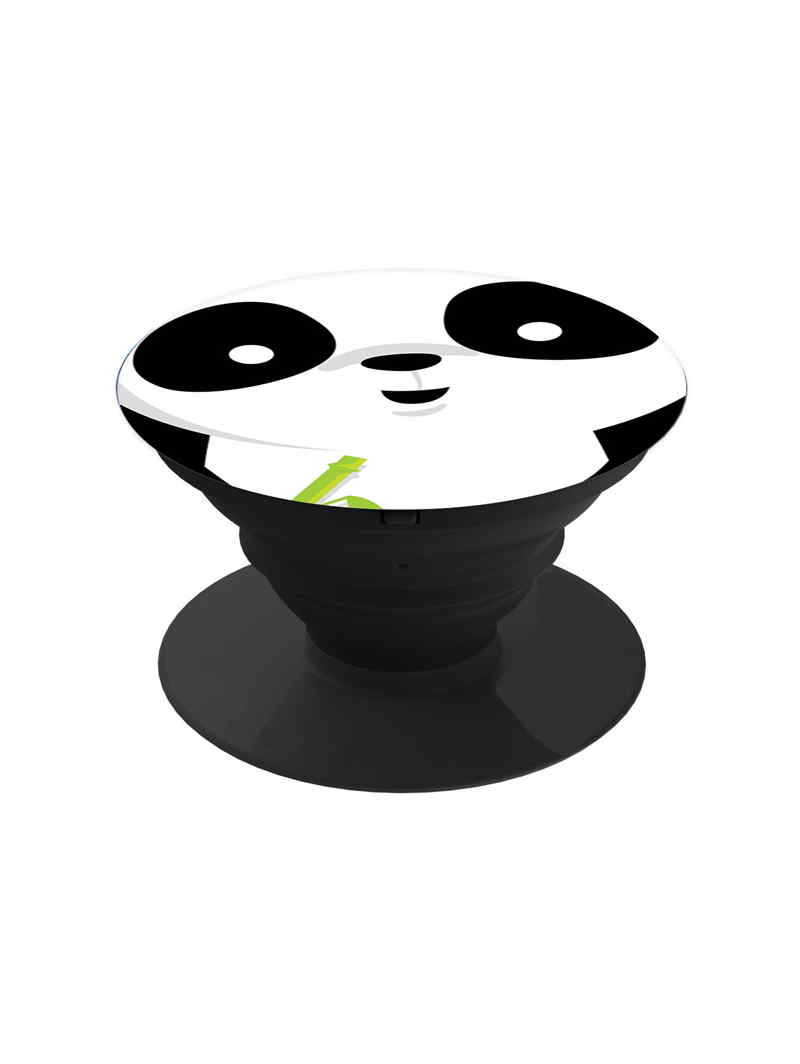 Little Cute Panda Pop Grip Socket