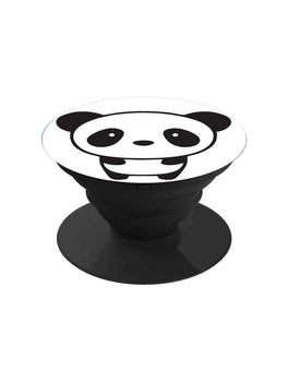Tiny Panda Pop Grip Socket