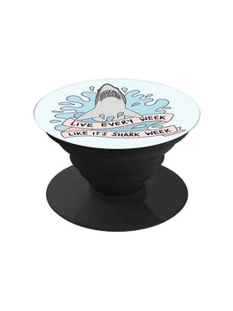 Shark Week Pop Grip Socket