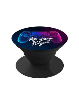 Are You Player Pop Grip Socket