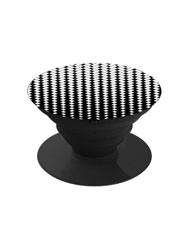 Monochrome Geometry Pop Grip Socket