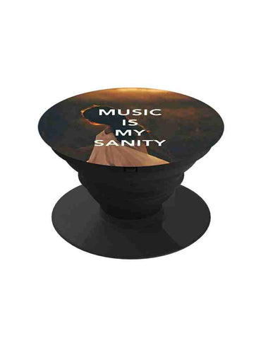 Music My Sanity Pop Grip Socket