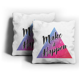 Make It Happen Cushion Cover