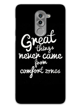 Comfort Zone Gyaan Honor 6X Mobile Cover Case