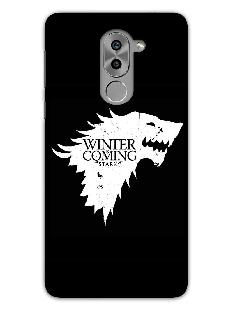 Winter Is Coming Honor 6X Mobile Cover Case