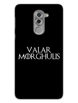 Valar Morghulis Honor 6X Mobile Cover Case