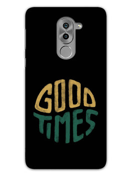 Good Times Happy Days Honor 6X Mobile Cover Case