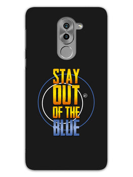 Unexpected Event Pub G Quote Honor 6X Mobile Cover Case