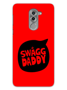 Swag Daddy Desi Swag Honor 6X Mobile Cover Case