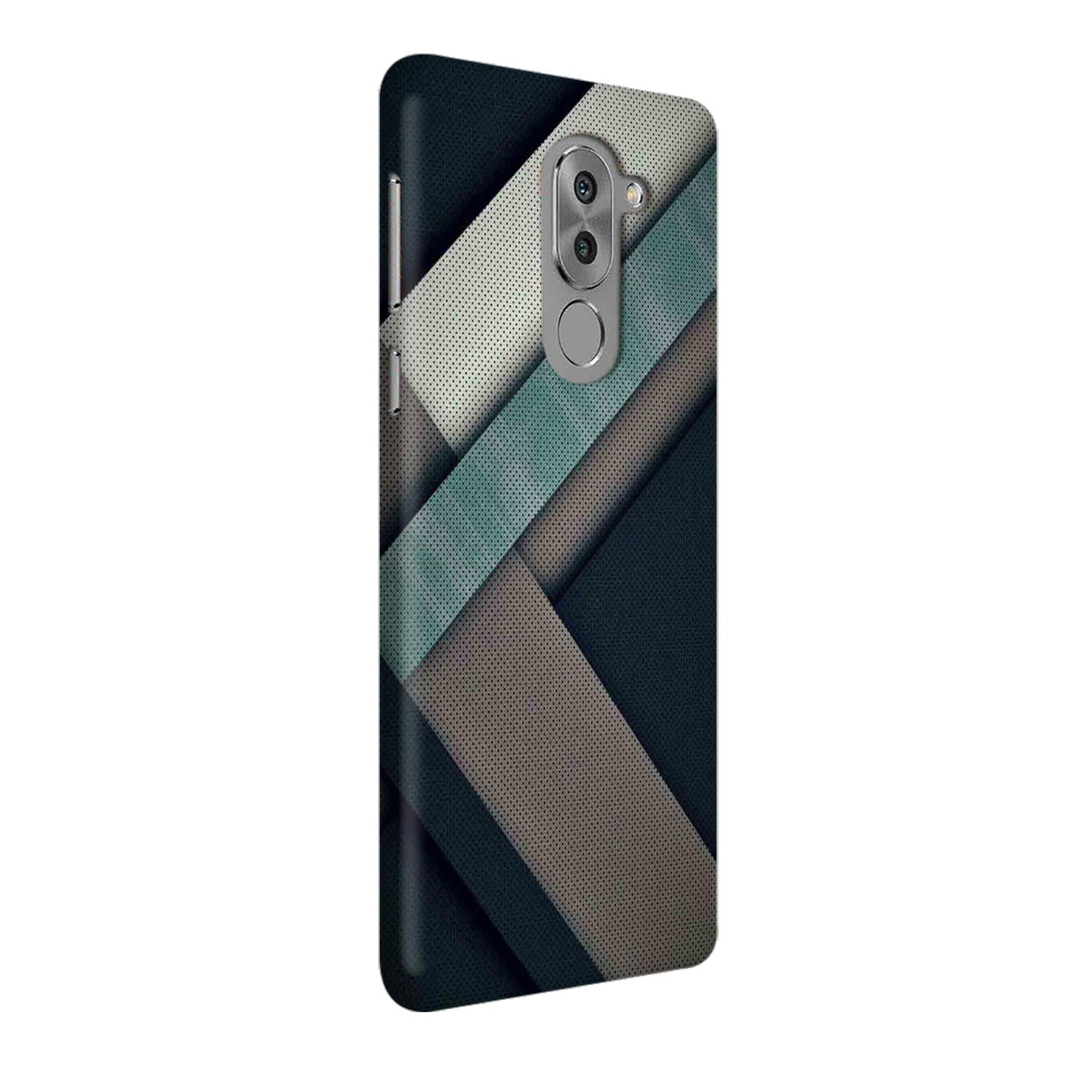 Industrial Pattern Honor 6X Mobile Cover Case