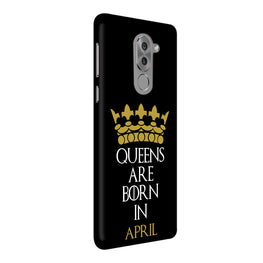 Queens April Honor 6X Mobile Cover Case