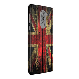 Union Jack Honor 6X Mobile Cover Case