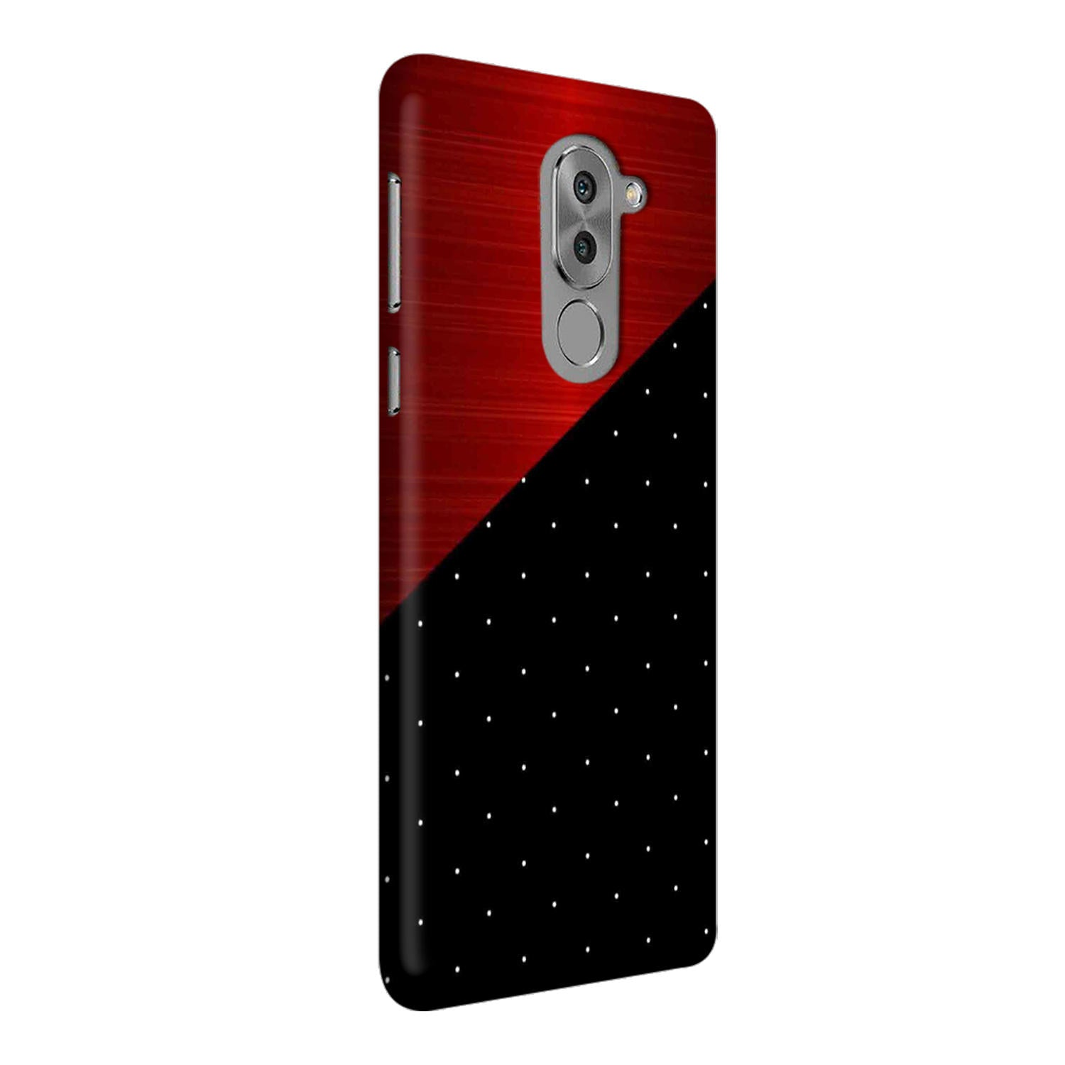 Polka Dots On Wood Honor 6X Mobile Cover Case