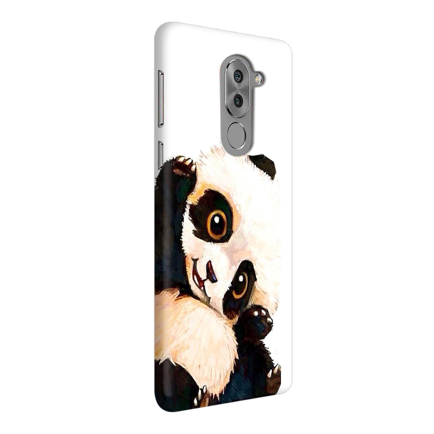 Cute Baby Panda Honor 6X Mobile Cover Case