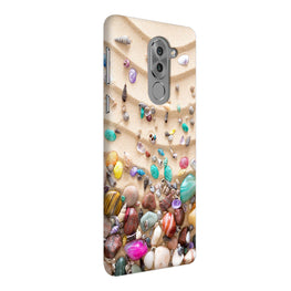 Sea Shell Collection Beach Lovers Honor 6X Mobile Cover Case