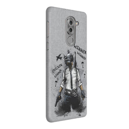 Winner Winner Chicken Dinner Typography Art Honor 6X Mobile Cover Case