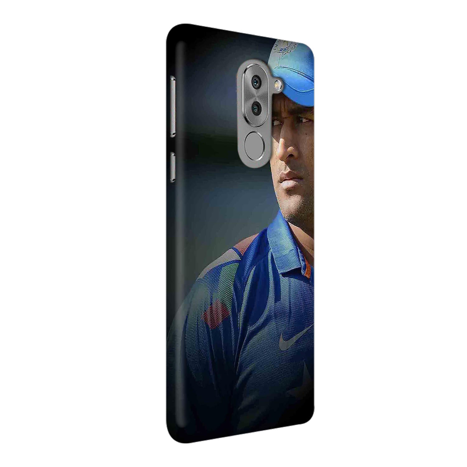 Dhoni Spotlight Honor 6X Mobile Cover Case