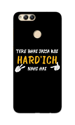 Hardich Nahi Hai Movie Dialogue  Honor 7X Mobile Cover Case